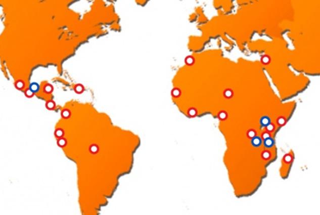El voluntariado internacional a golpe de clic