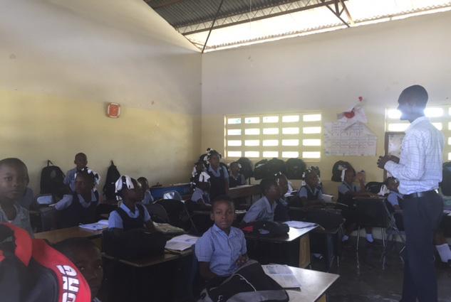 Resultados de la campaña de emergencia en Haití
