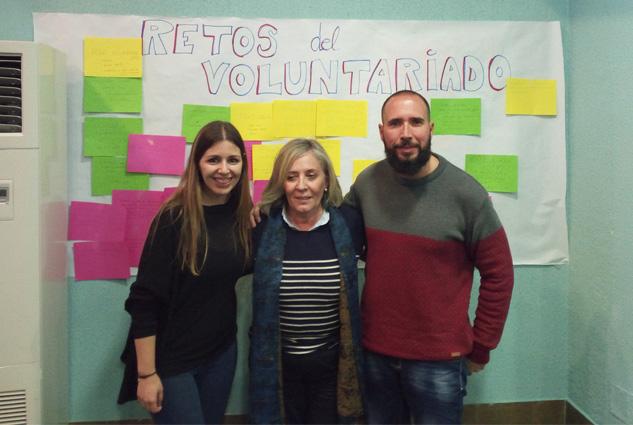 Jornada formativa: El voluntariado en las Plataformas Sociales