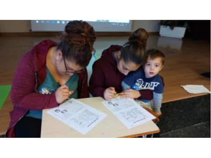 Centro materno infantil: El desafío de crear buenos hábitos