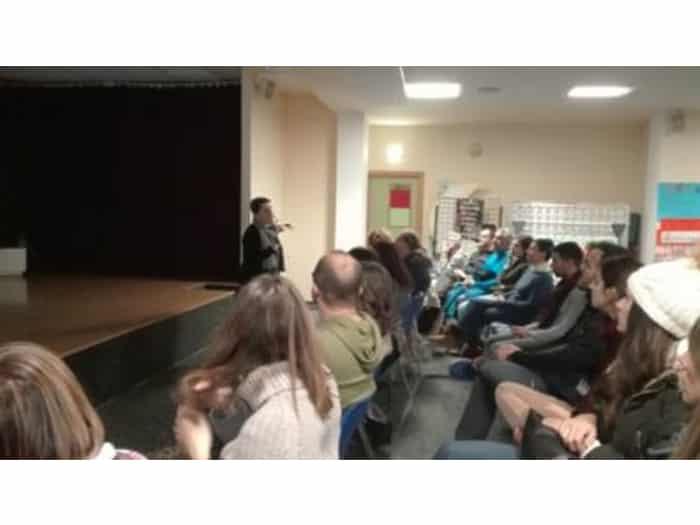 Compartiendo con el Colegio María Auxiliadora de Zaragoza