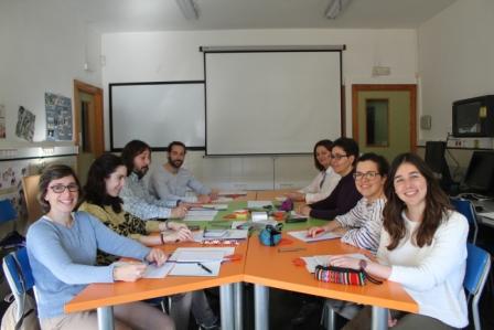 Jornada Nuevos Contratados en la Fundación María Auxiliadora Zaragoza