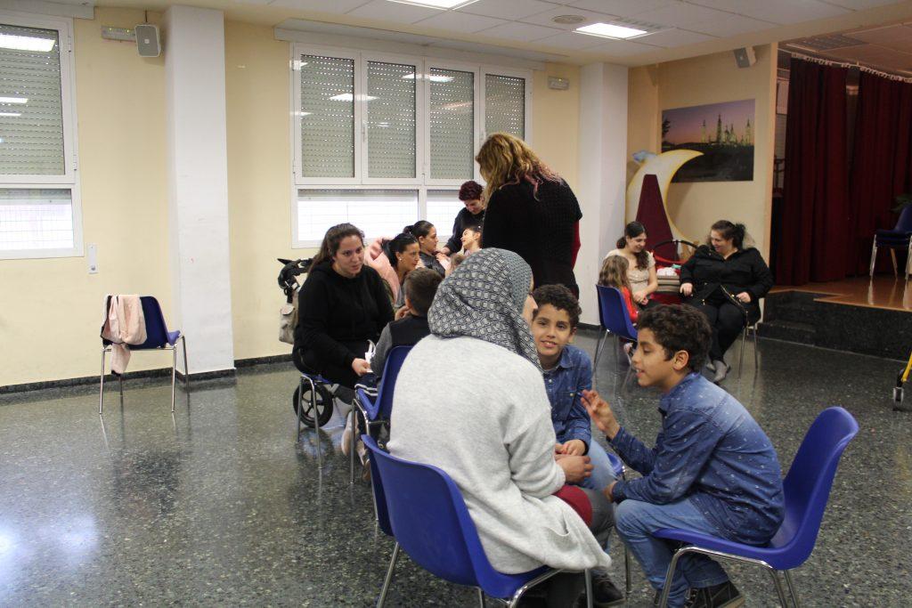 Talleres familiares:normas, límites y reuniones familiares