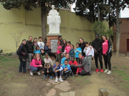 Compartiendo y multiplicando valores en el CHIQUIBOSCO 2018