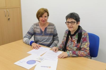 Acuerdo de colaboración entre Fundación CEPAIM y Fundación María Auxiliadora