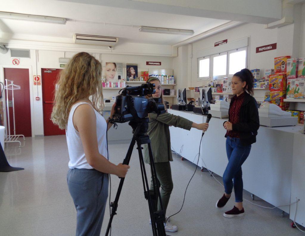 Reportaje en el CSL Actur