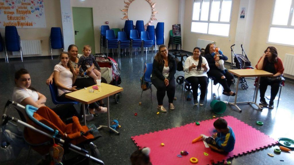 Centro Materno Infantil: normas y límites en edades tempranas