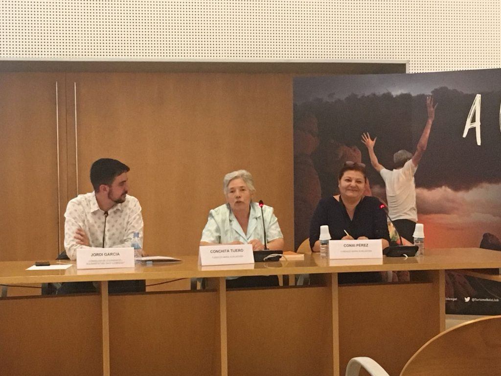 III Jornada de acogida y inclusión en el Baix Llobregat