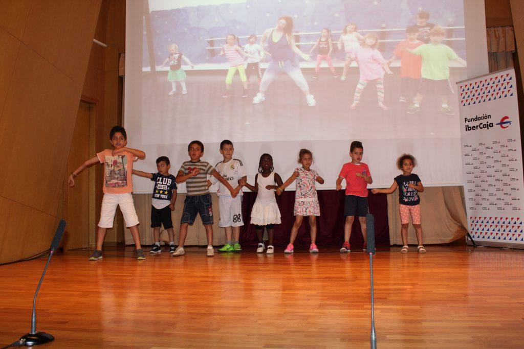 Festival de fin de curso en el CTL Sin Mugas