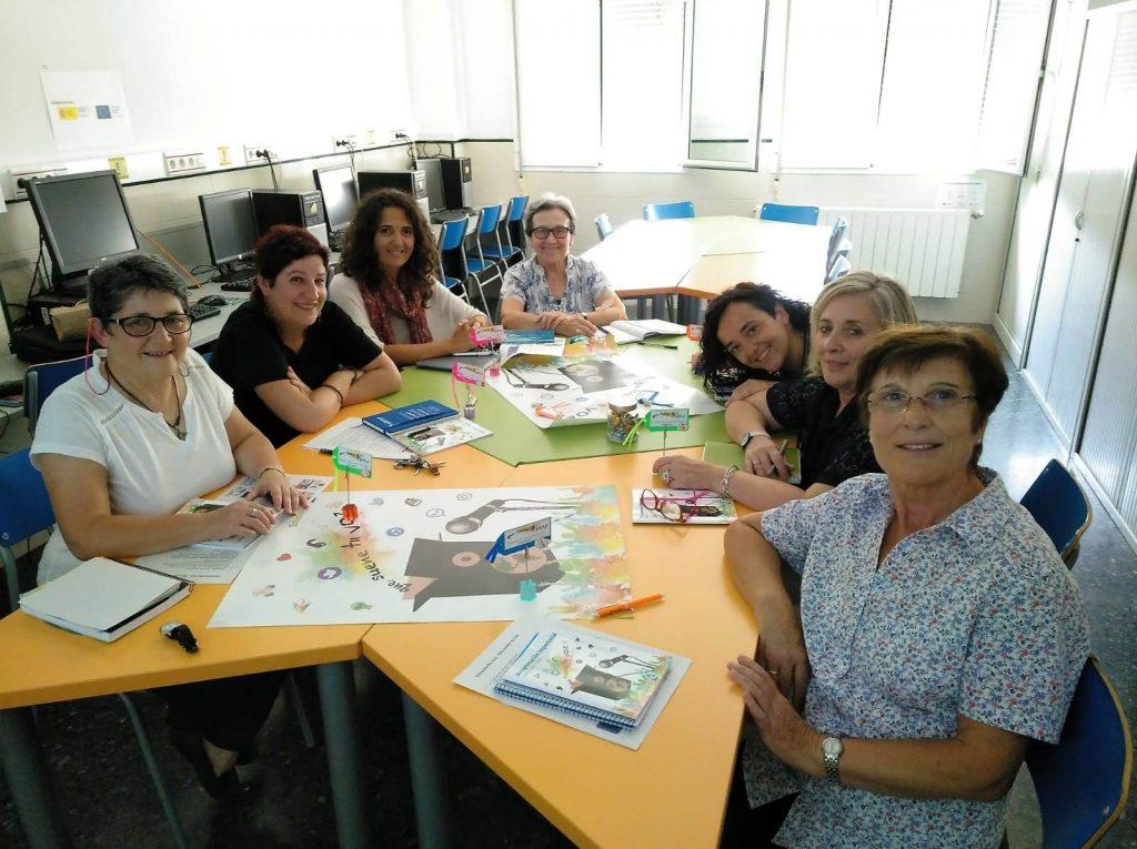 Encuentro del equipo directivo en Fundación María Auxiliadora Zaragoza