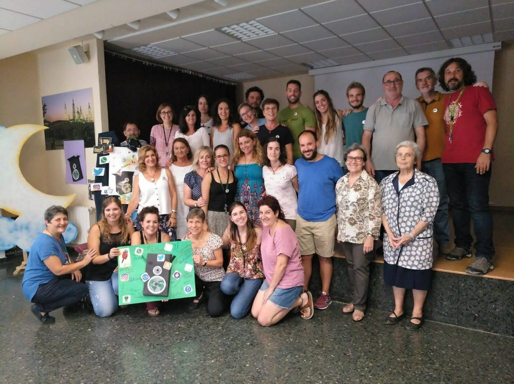 Encuentro comunidad educativa Centro Mancala