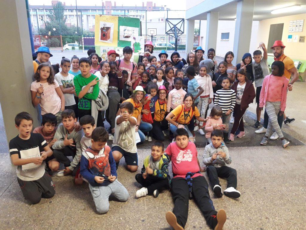 Feria musical en el CTL Sin Mugas: haciendo sonar nuestras voces en el barrio
