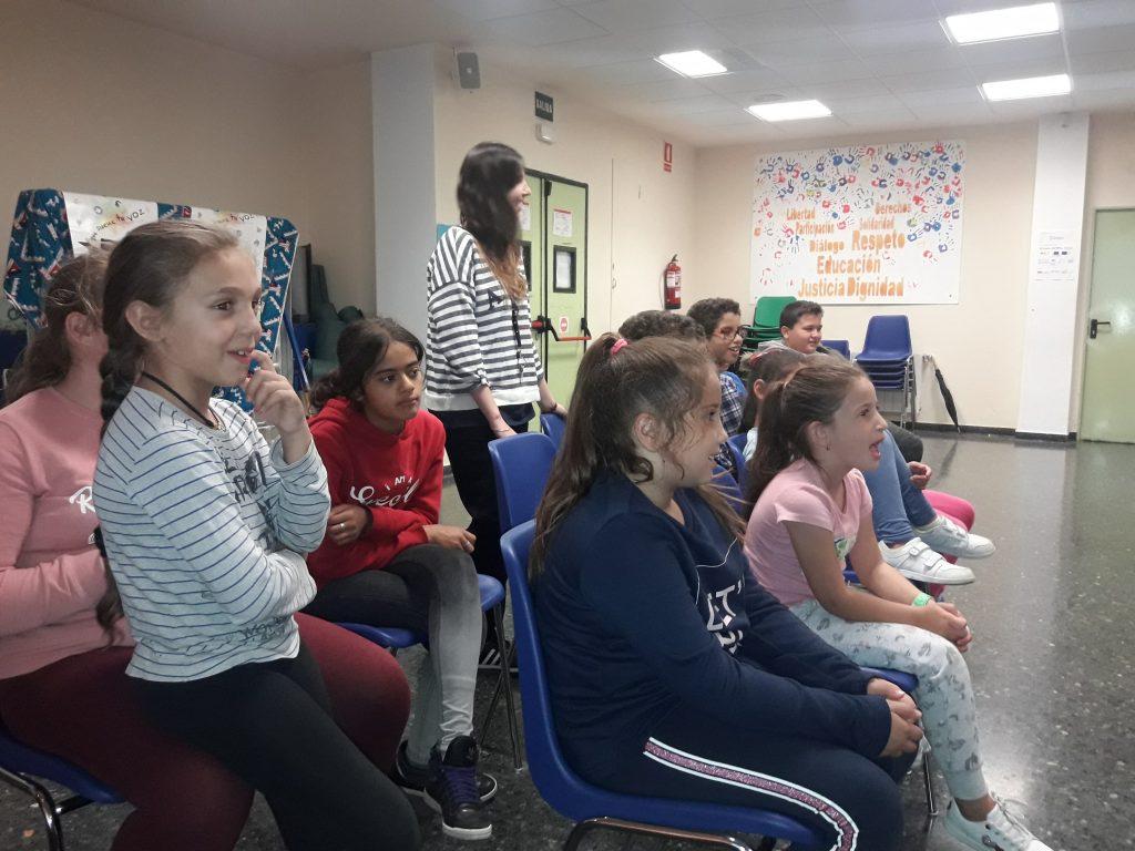 Hábitos saludables en familia en los talleres educativos familiares de continuidad