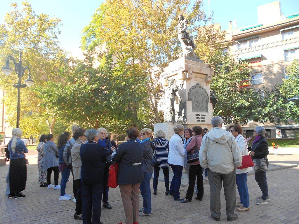 Salida cultural: Plaza del Portillo y alrededores.