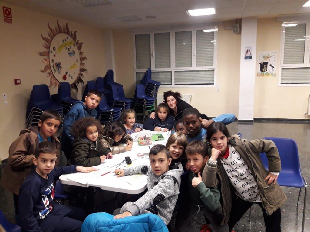 Celebrando el Día Universal del niño/a en el CTL Sin Mugas