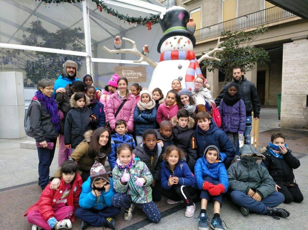 Colonias de Navidad en el CTL Sin Mugas