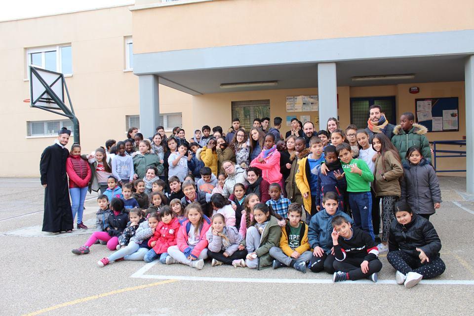 Creando alegría con Don Bosco en el CTL Sin Mugas