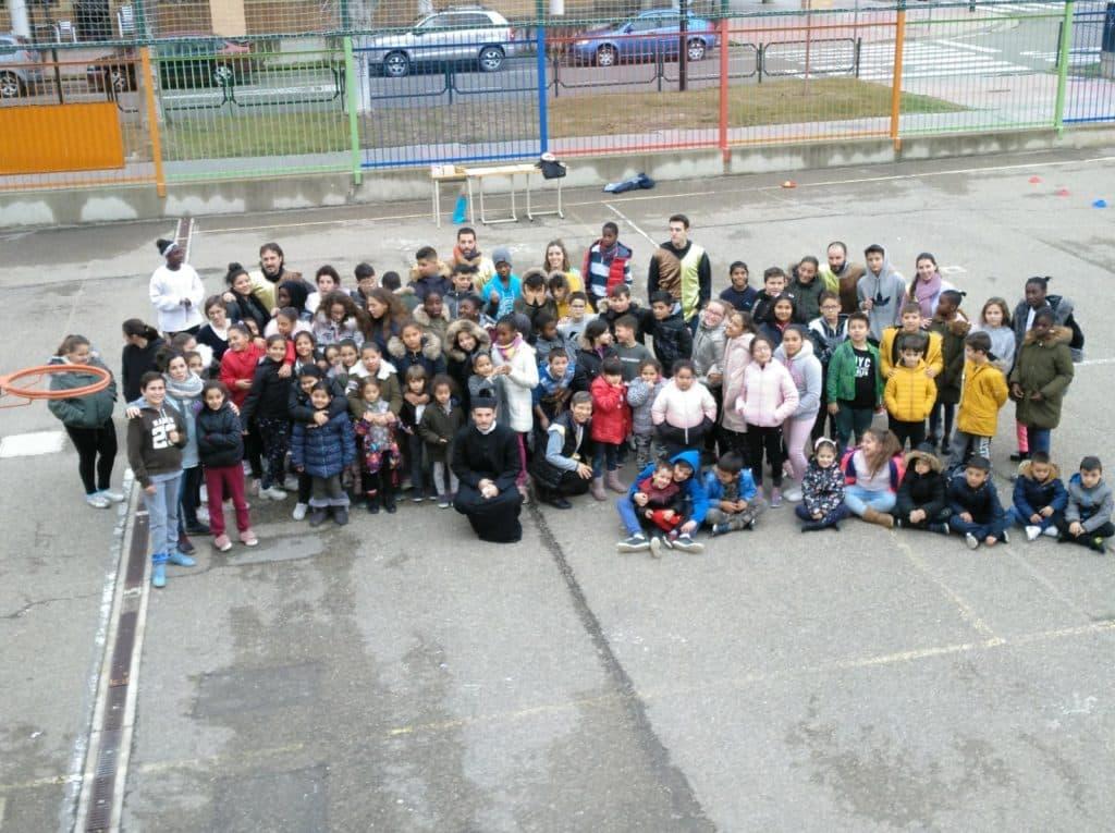 Celebrando el día de Don Bosco en el CTL Sin Mugas