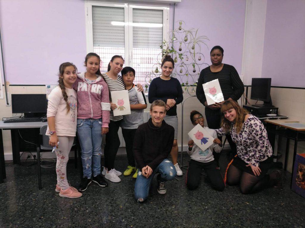 Comunicación en familia en los talleres educativos familiares