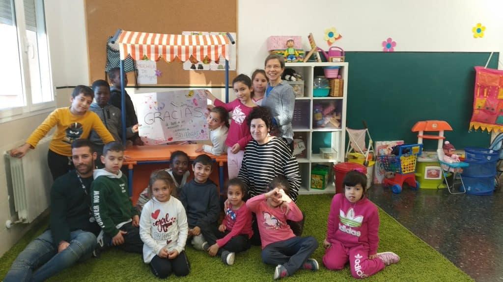 Actividad entre proyectos CTL Sin Mugas, CSL Actur y Maín Mujer