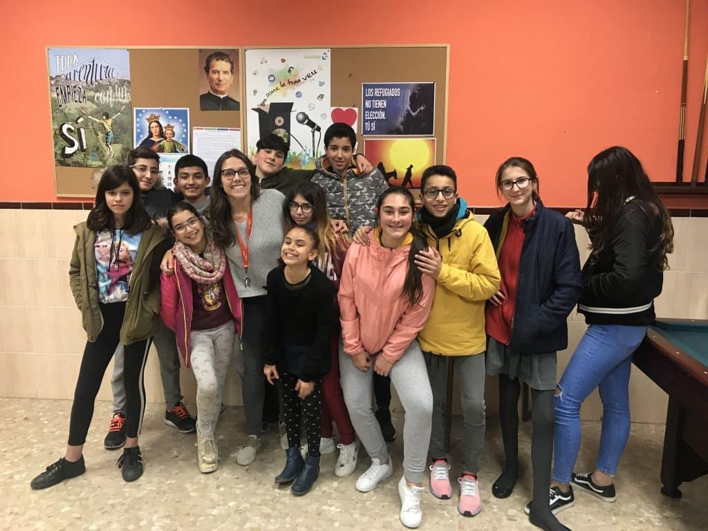 ¡Bienvenidos/as! Nuevo grupo educativo en MACS