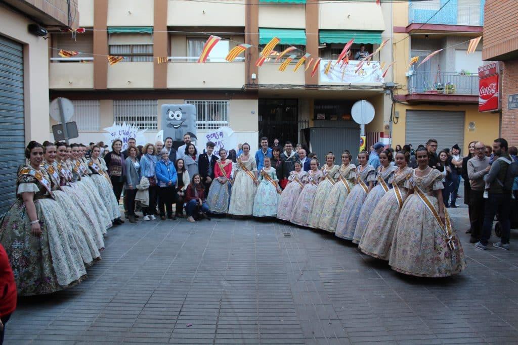 XIX Jornada Fallera del Centro Laura Vicuña