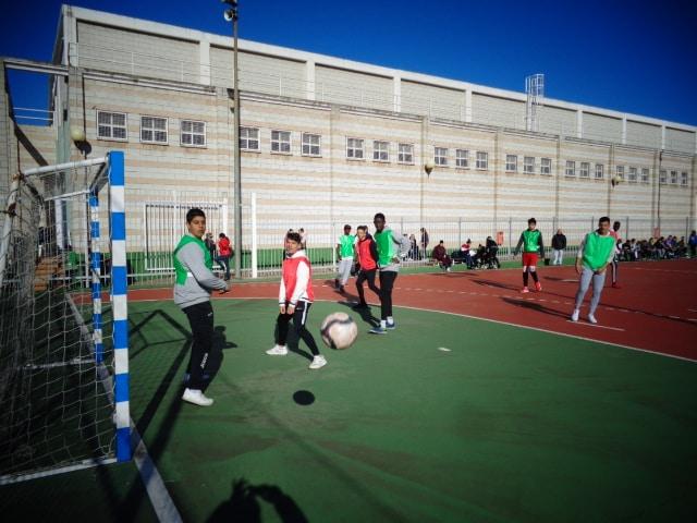 CSL ACTUR - Jornada deportiva de la Red de Centros Sociolaborales.
