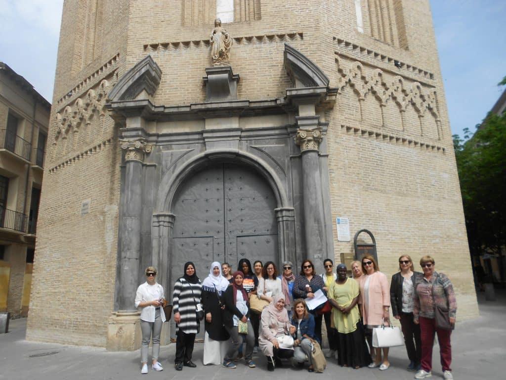 Visita guiada a la Iglesia María Magdalena