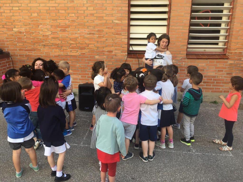 CSL Actur. APS en el Colegio María Auxiliadora de Zaragoza