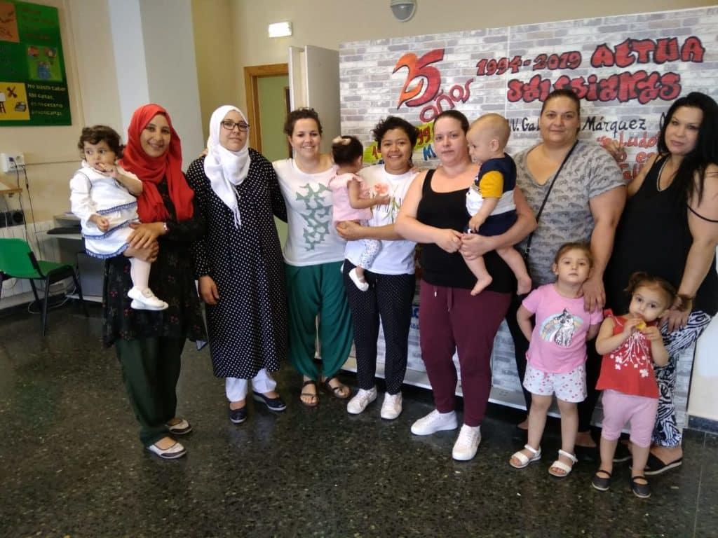 Broche final en los Centro Materno Infantiles de Zaragoza