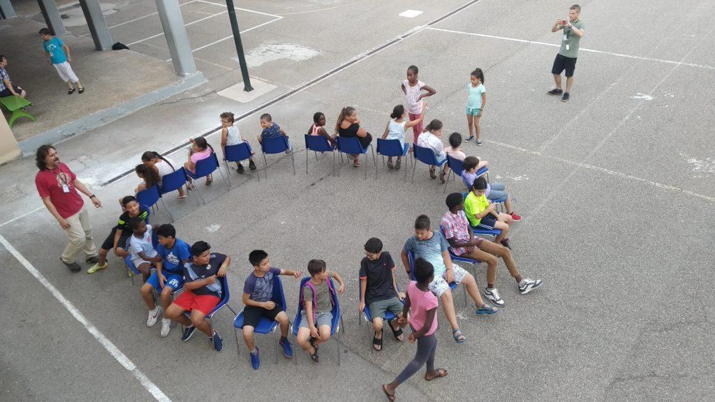Semana cultural en las colonias de verano QS tv del CTL Sin Mugas