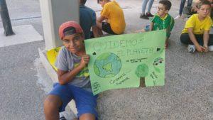 Abriendo los ojos a la importancia de cuidar nuestro planeta en el CTL Sin Mugas