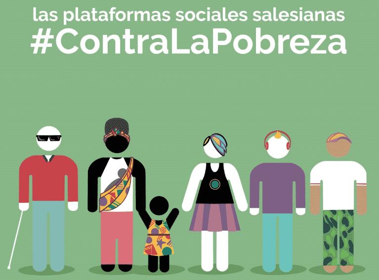 Plataformas Sociales Salesianas #ContraLaPobreza