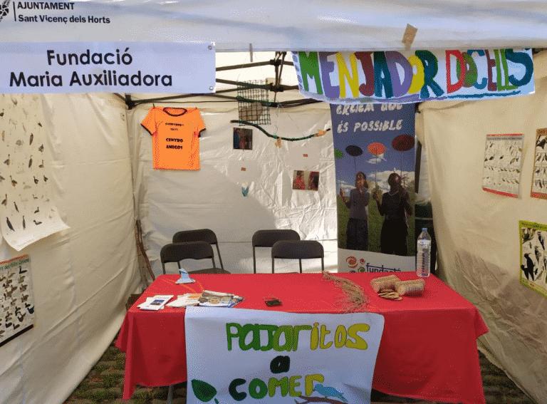 La Fundació MariaAuxiliadora participa a l'Expolleure