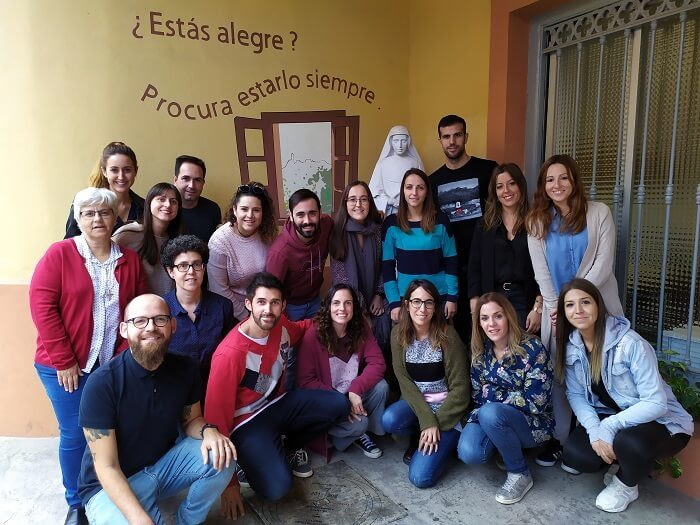 Encuentro carisma – Valencia 08/11/2019