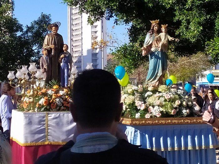 Fiesta de Don Bosco