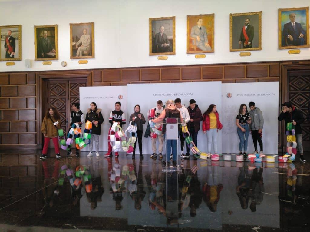 El alumnado de los CSL apuestan por la resolución pacífica de conflictos