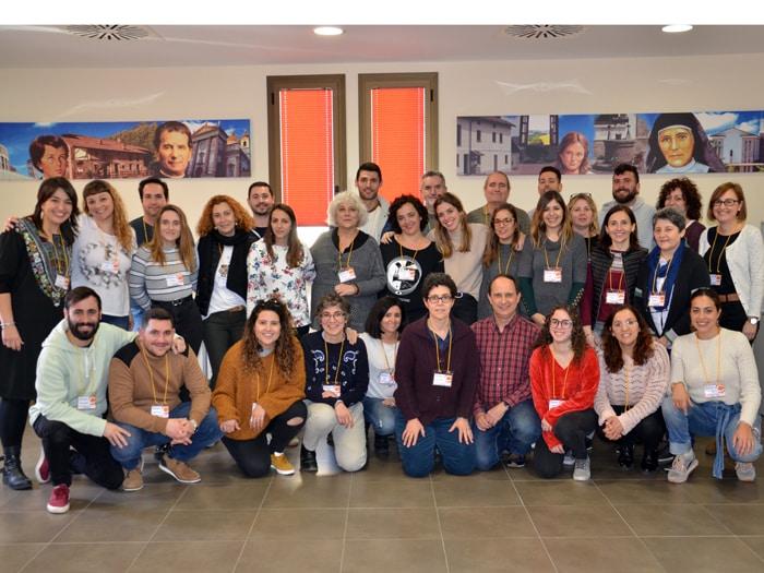 EDUCADORES/AS FORMACION EQUIPOS DE TRABAJO