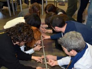 Construyendo equipos de trabajo: el objetivo no se negocia