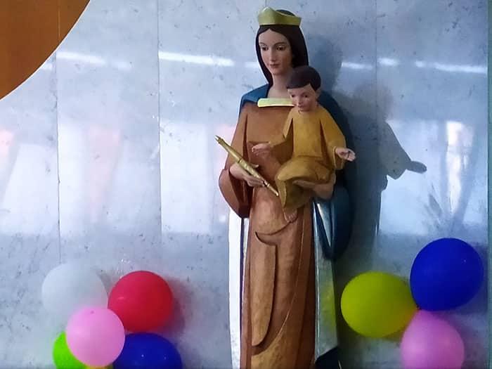 María Auxiliadora - Capilla Colegio María Auxiiadora - Torrent