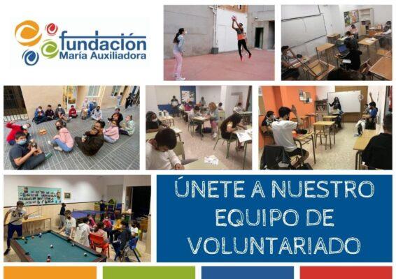 Campaña Voluntariado